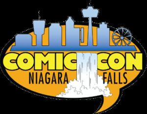 Niagara Falls Comicon Logo